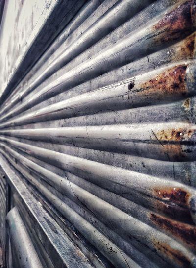 Corrugated stee