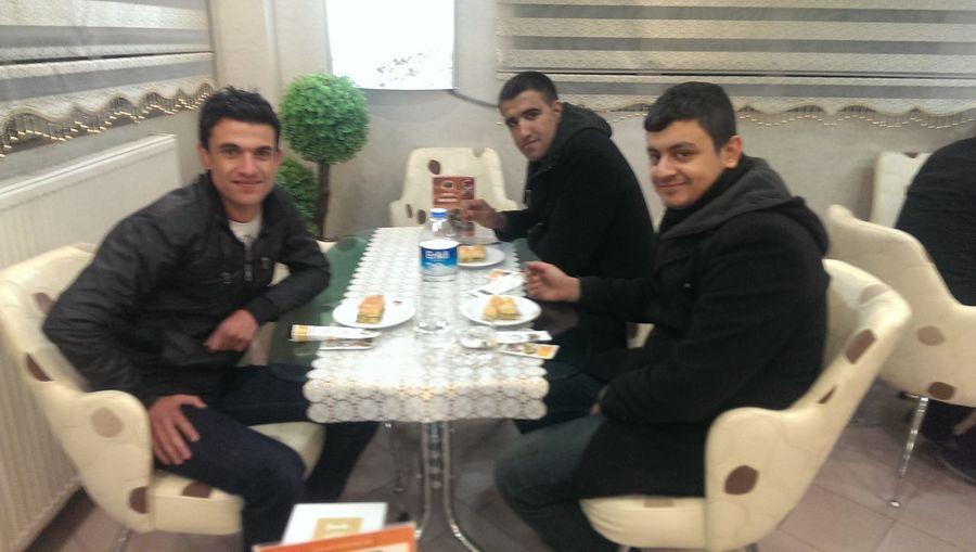 kardeşlerimle