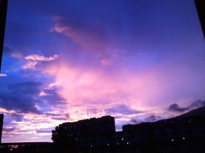 Sky Blue Colors Colors Of Nature Creation Of Nature Nature Gods Creation Perfection Perfect Moment Afternoon Sky Afternoon Caracas Window