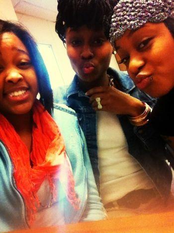 Us in class #pretty
