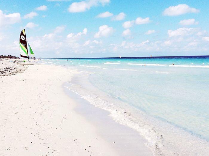 Varadero, Cuba Ocean Beach Perfect El Paraiso Onemoretime