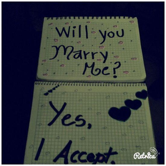 Will You Marry Me??