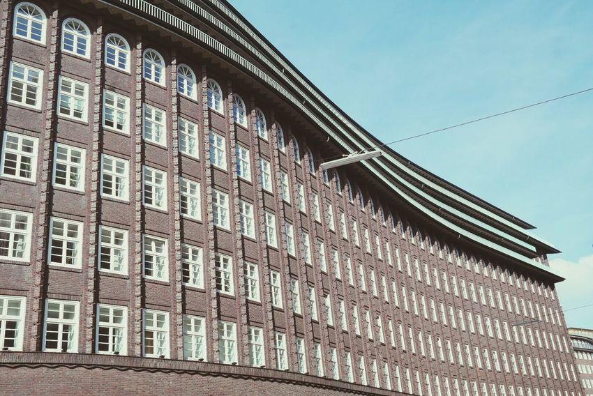 Chile Haus, Hamburg, Urban Architecture Klinkerbau City Lines Weltkulturerbe World Heritage Urbanphotography Urban Exploration Urban Geometry