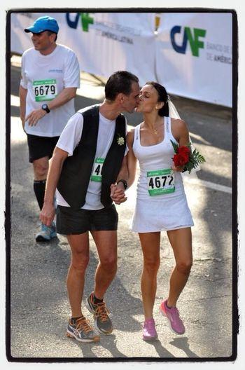 Just Wedding Runners