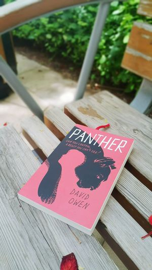 Books David Owen UAEreads Panther