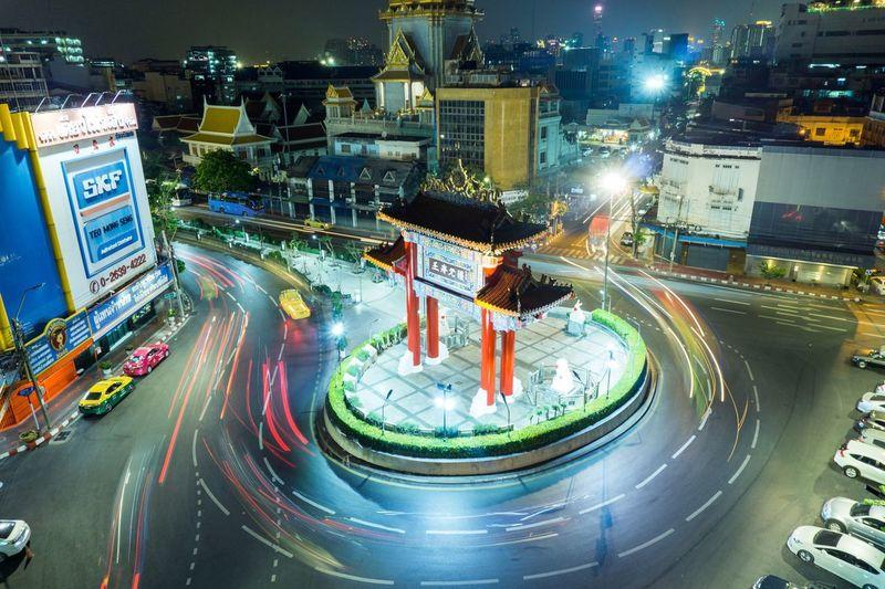Bangkok night life. Cityscape City Bestshoteyeem Bestshot
