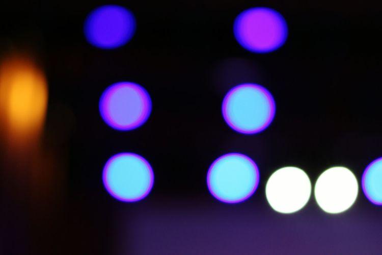 Bokeh Bokeh Lights Noedit Nofilter Geometric Shapes Minimalism i went to Filarmoniya