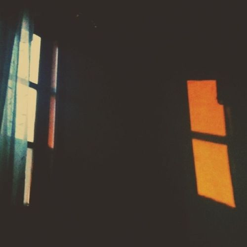 #Sunset#From#my#Windows#Naturally#Iphonegraphy#Bedroom#In#the#dark#Takingphotos