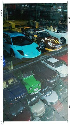 Carshopping Rccar Modelcars Ximendin #taipei #taiwan