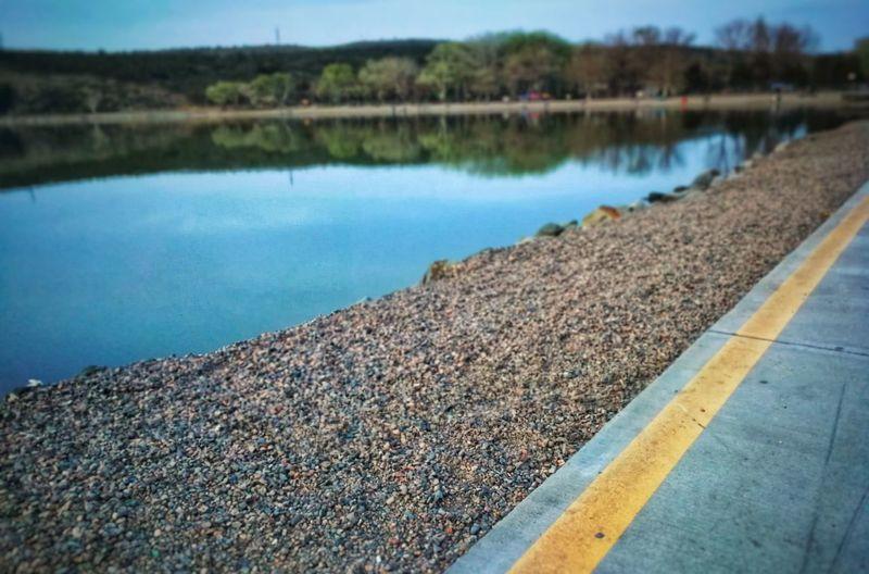 Lisi lake Water