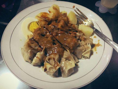 Siomay buatan Istri Uenak.... Makanan Indonesia Enakenakenak Homemade Nikmat Maknyos Buka Puasa Indonesianfood