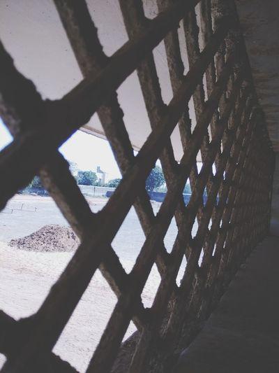 Prison Architecture Outdoors