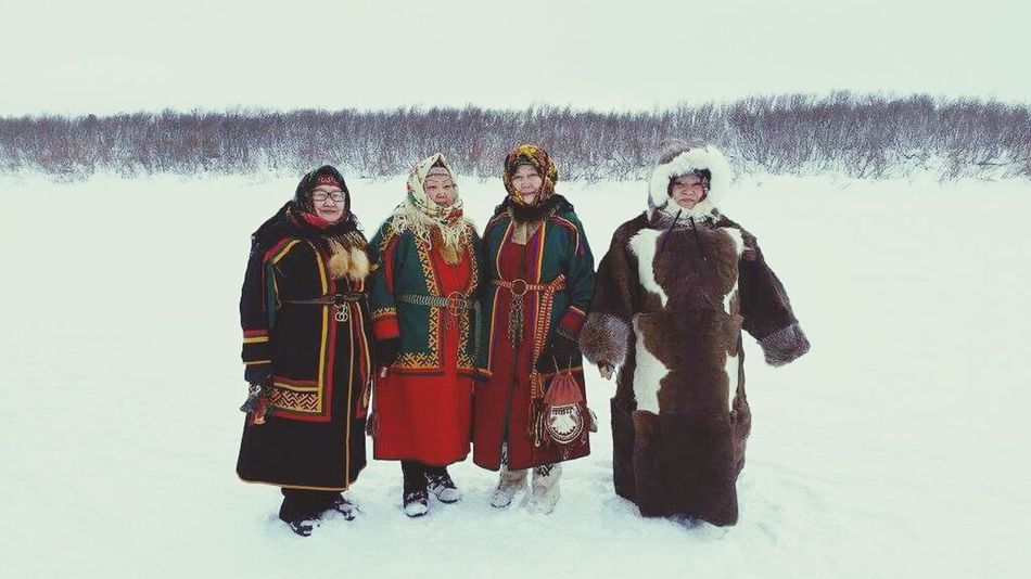 Nenets Nenets Indigenous People