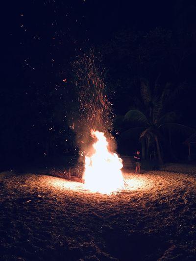 🔥 Night Fire