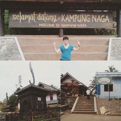 WELCOME TO KAMPUNG NAGA!! Travelingindonesia Kampungnaga Garut Tasikmalaya Travel INDONESIA Downtown Village Trip