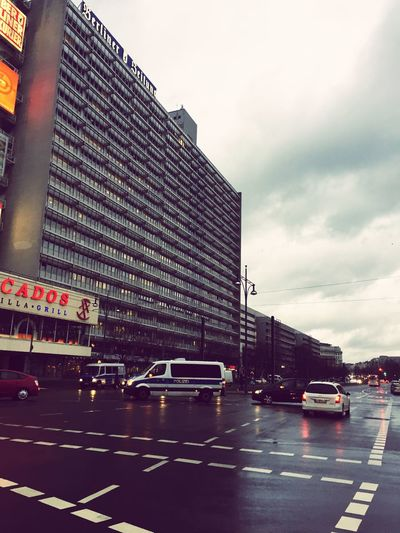 Alexanderplatz Citylights The City Light