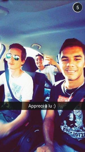 974 Cruzing Bro Sunset Snapchat
