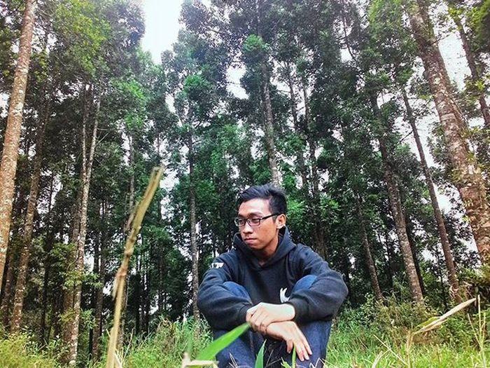 Nggolet jangkrik Saturday Forest Purbalingga Pratin