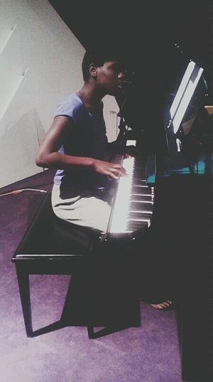 I love music. Its my passion.