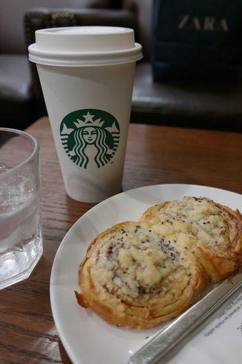 Starbucks Coffee Cinamonroll