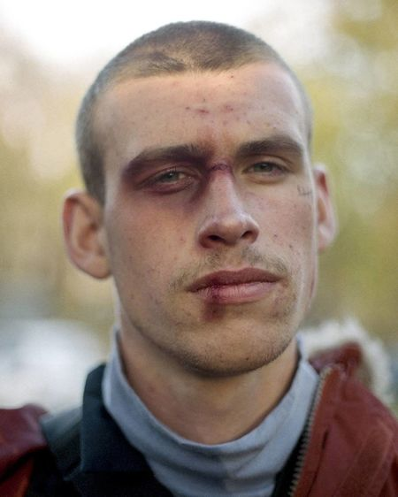 Charlie - 2017 35mm 35mm Film Film Close-up Day Film Photography Focus On Foreground Front View Headshot Human Face Lifestyles Looking At Camera One Person Outdoors Portrait Real People Young Adult Young Men The Week On EyeEm Editor's Picks The Portraitist - 2018 EyeEm Awards
