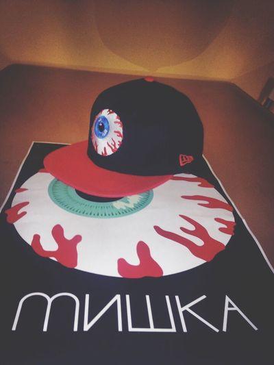 New cap Thanksmishka
