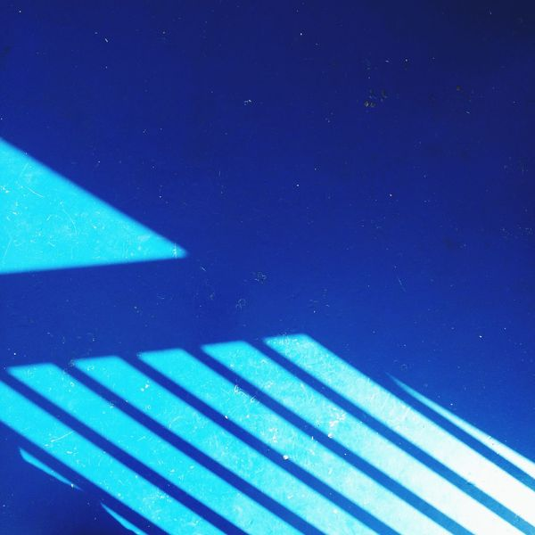 Blue Star - Space Constellation Light And Shadow Light And Shadows Shadow Shadows & Lights Blue