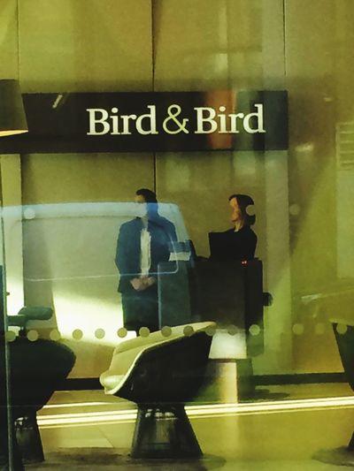 Caught 2 birds with an I-Stone ! lol Urbanphotography 2 Birds 2 Girls 2 People London Snapshot Urban Snapshot