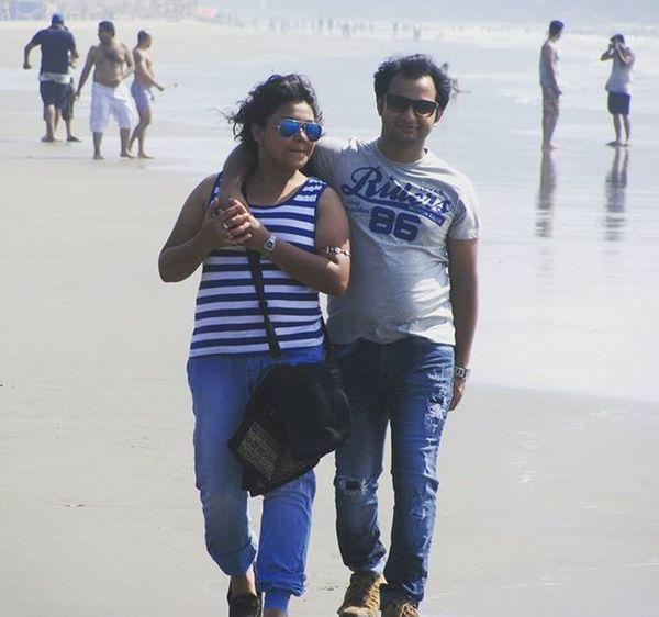 Morgim Beachinindia Beach Swimming Family Friends Fun Weekends Holiday Goa Goatrip Traveldiary Travel Photography Saumendas Dassaumen Saumen Das Sdas Dass Sid People