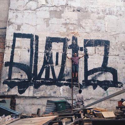 Im just reborn from the mess ! Anoir NC Ncstore Graffitisaigon VietNam lazyguys