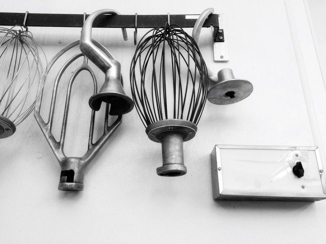 Baking Mixing Baking Tools Mixer Attachments Bread Baking Dough Bread Dough Kitchen Tools Commercial Kitchens Making Bread Blackandwhite Black And White Black And White Photography Dough Paddle Whisk Professional Baking