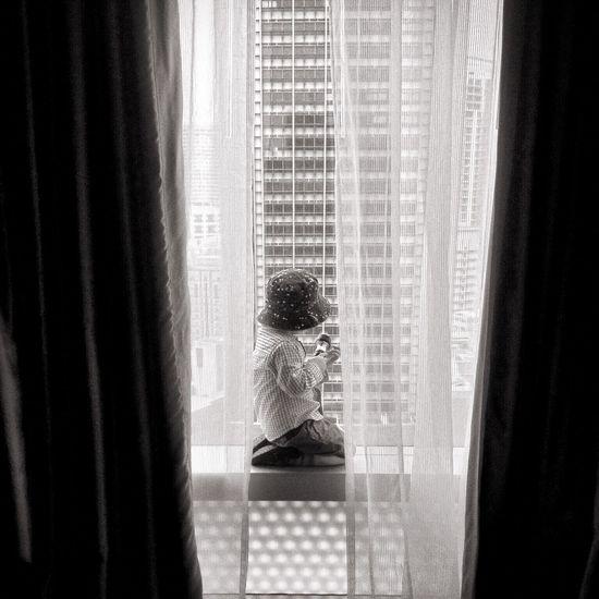 16th Floor wonder worldview Singapore View Kids Hotel Window