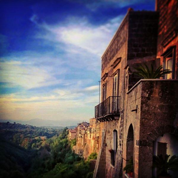 Oldtown Incredible View Sant'Agata De' Goti Coloredsky