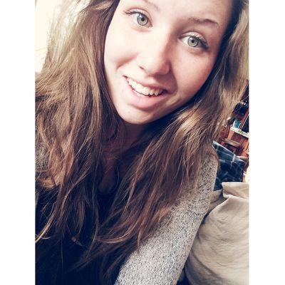Selfie Teen Girl Smile Summer Longhair
