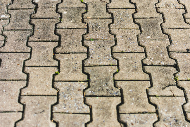 Straight brick footpath background. Architecture Box Footpath Path Pattern, Texture, Shape And Form Square Abstract Background Texture Backgrounds Brick Close-up Day Design Full Frame Ground Landscape Nature No People Outdoors Pattern Paved Shape Stone Tile Surface Level Textured
