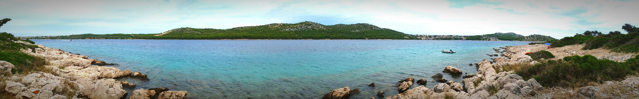 The trip to the island in Croatia Kroatien Beachphotography On The Beach Sea_collection Sea Side Water_collection MyWildLive Blue Beach Amazing Sea