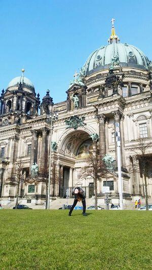 Berlin Berliner Dom Germany Itb2016
