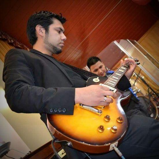 LYNN Church Guitar Guitarra Playing Guitar