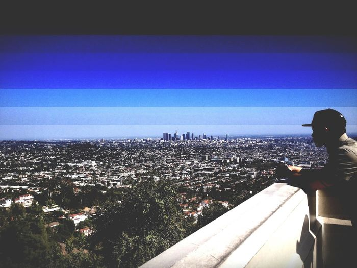 Clear View [It Never Rains, Los Angeles 2013] Nature IPhoneography Landscape Taking Photos