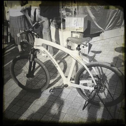 Деревянный велосипед украинского производства за 45 000 ₴ от Woodrock. Киев украина торговля патриотизм