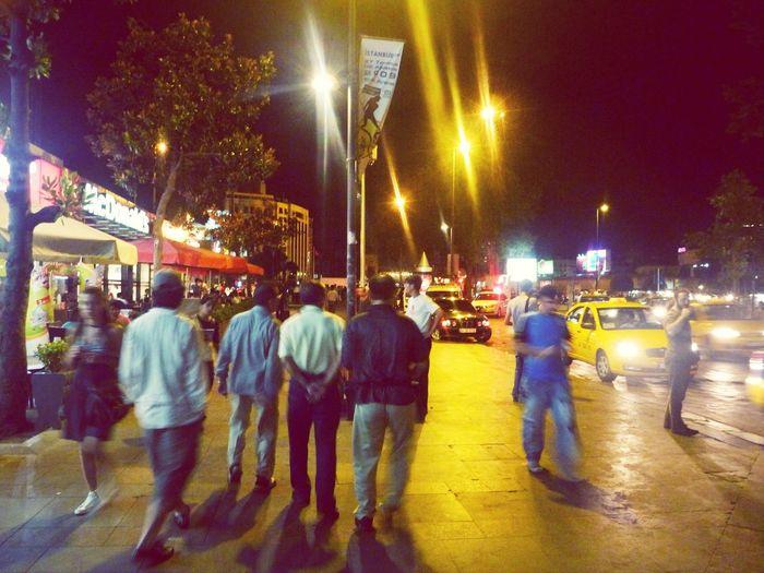 2009.7 Overseas Travel Streetphotography Nightphotography