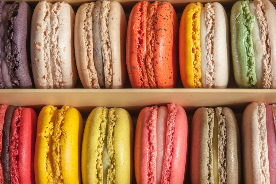 Dessert Dessert Porn Food And Drink French Desserts Macaroons Snack Sugar Backgrounds Bakery Cake Close-up Colorful Food Food And Drink Foodporn Gourmet In A Row Large Group Of Objects Macaroon Multi Colored Pastel Stacked Stacking Sweet Food Variation