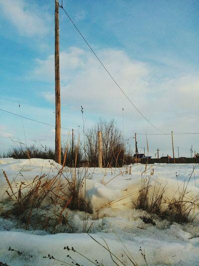 Under the snow. Yakutsk,Russia. 0°C First Eyeem Photo