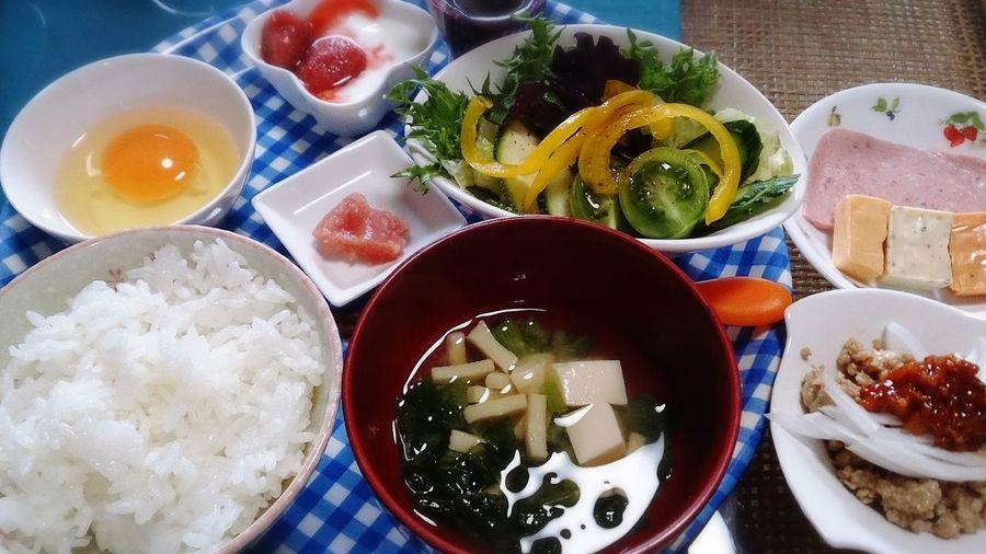 TKG☆ Food Porn Healthy Food Japanese Food Yummy Breakfast Tkg
