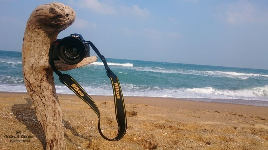 I AM NIKON D5500 ~!! Check This Out EyeEm Best Shots Nikon D5500 Beach Beachphotography Mobilephotography Sonyz3 Samuelharis Indiapictures Chennaidays Ennoreport
