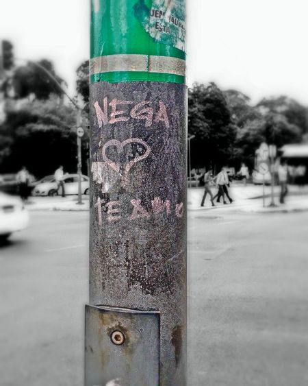 Declaration of love | Saoapaulo Brazil Love