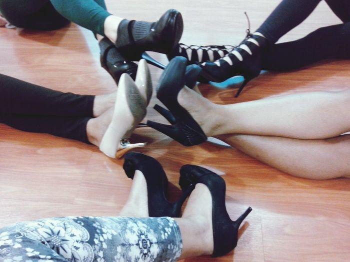 Dance.. Dance High Heels Stiletto Up Dance