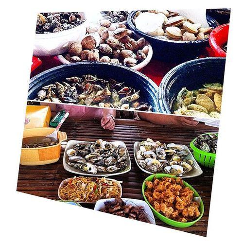 Sunday Food Blast! Piggingout Instafood Foodftrip Foodgasm AfterMass