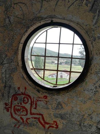 Window Indoors  Day Sanatorio Durán