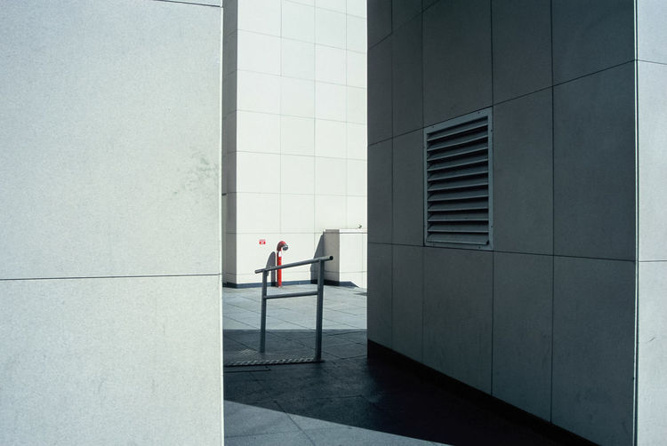 Abstract Analogue Photography Architectural Feature Architecture Casual Clothing City City Life Cityscape Cityscapes Corridor Day Footpath Geometric Shape Indoors  Minimal Minimalism Minimalist Minimalobsession Modern Outdoor Person Urban Urban Abstract